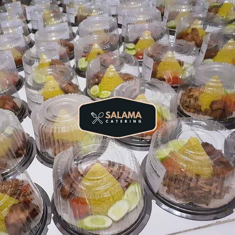 katering nasi bos kuning jakarta selatan by salama catering