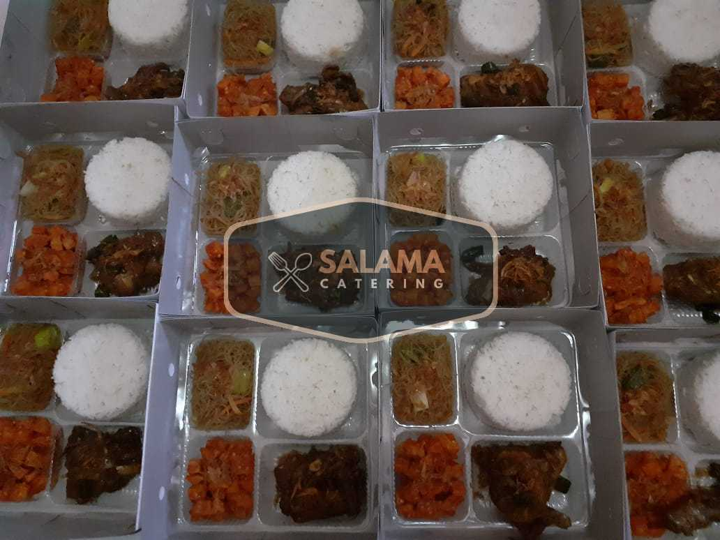 nasi kotak salama catering 2