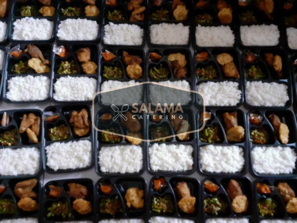 nasi kotak salama catering 6